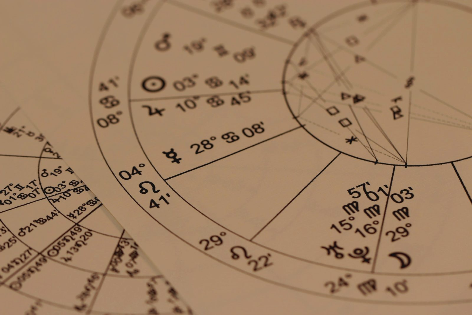 натальная карта онлайн гороскоп